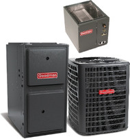 16-18+ Seer Two Stage Compressor Systems