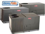 Dual Fuel-Hybrid Units(Gas | Heat Pump | AC)