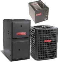 Goodman Gas Furnace Split Systems