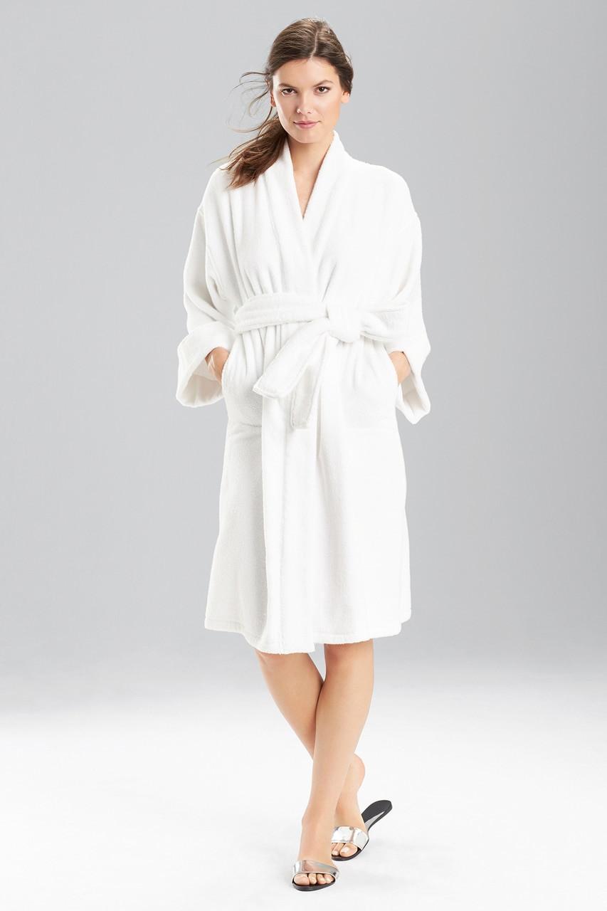 Buy Natori Cotton Terry Robe from Natori at The Natori Company