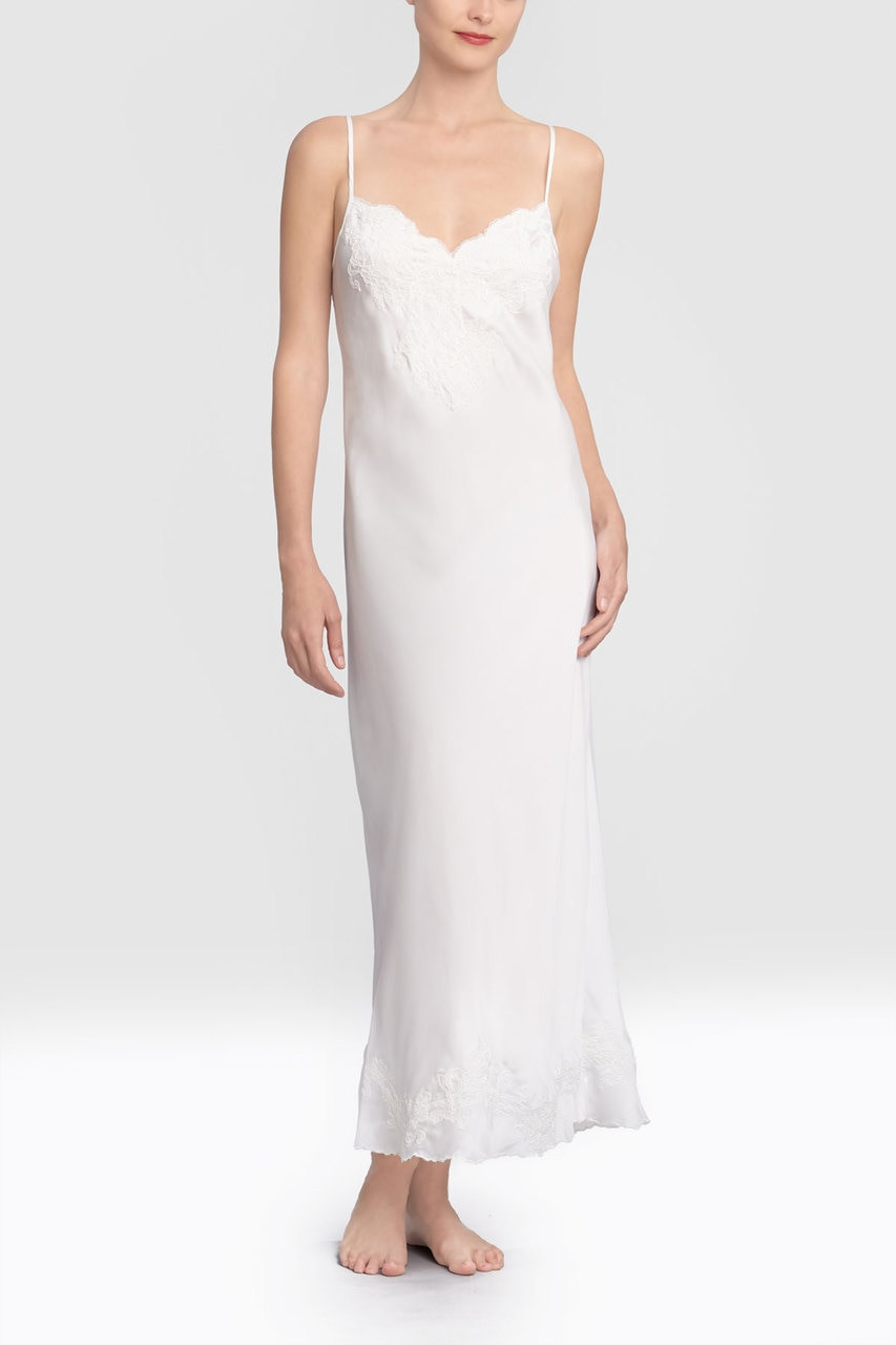 Buy Natori Kasalan Gown with Lace from Natori at The Natori Company