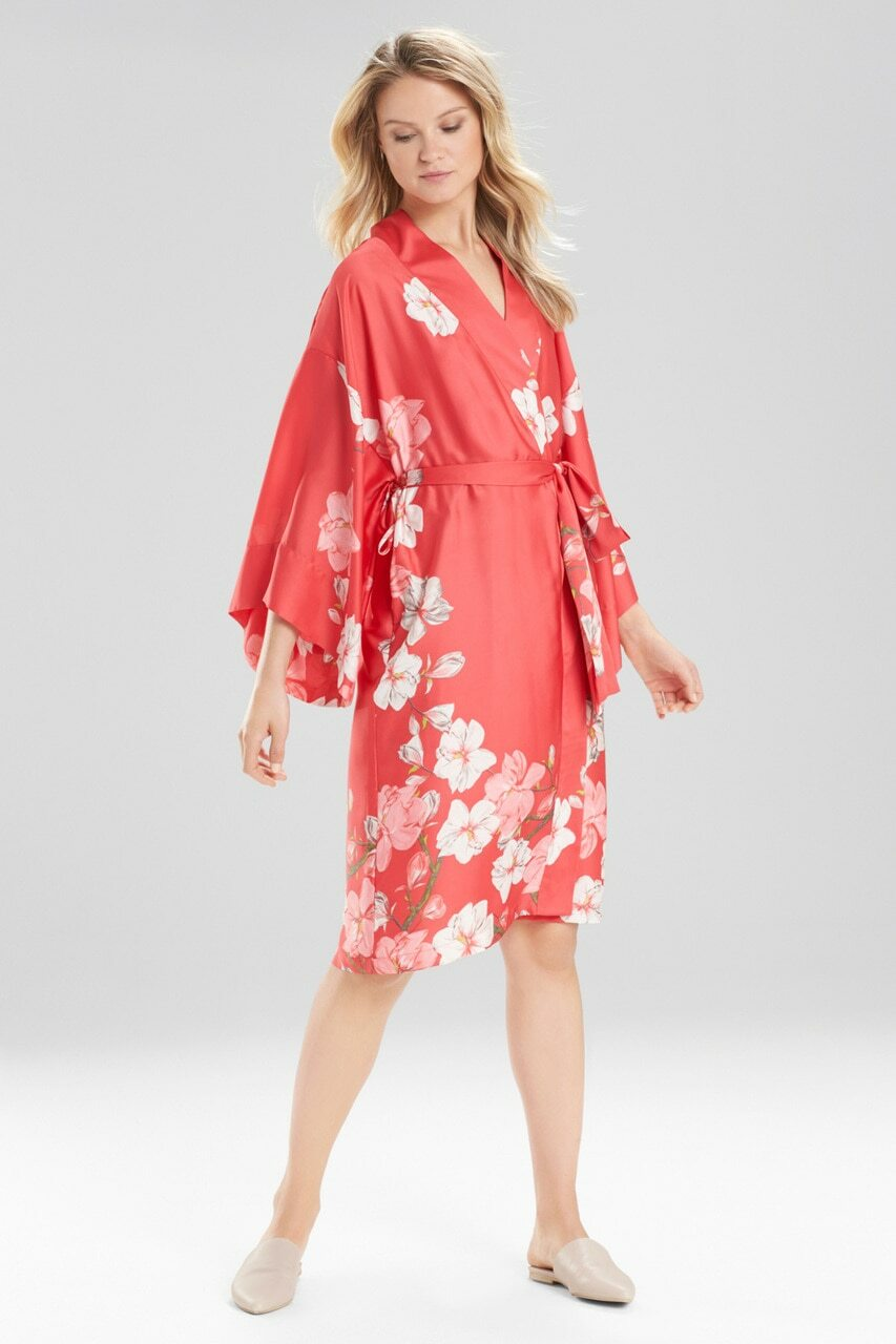 Buy Natori Magnolia Robe from Natori at The Natori Company