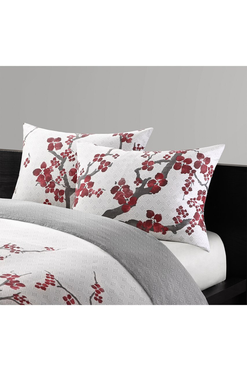 Finest Buy N Natori Cherry Blossom Duvet Mini Set from N Natori at The  FV83