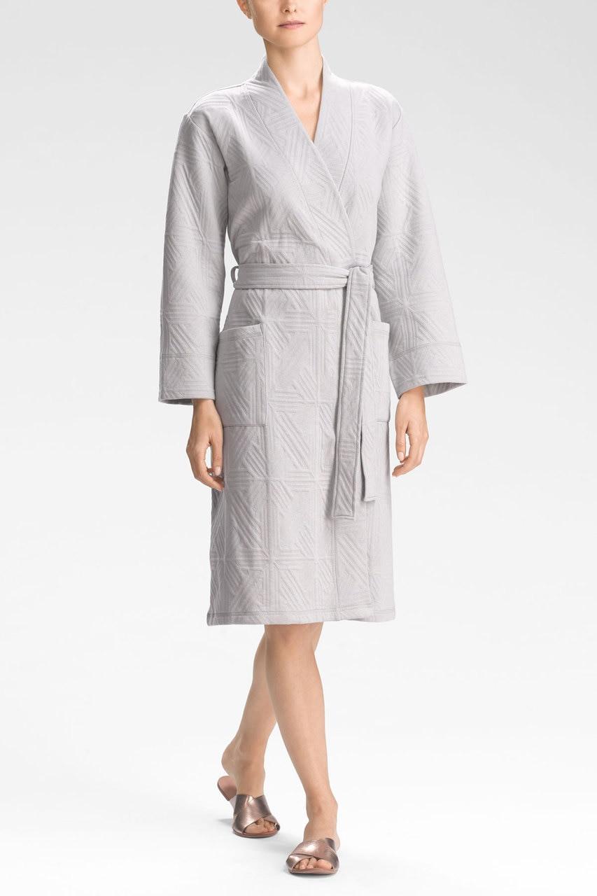 Buy Natori Quilted Cotton Robe from Natori at The Natori Company