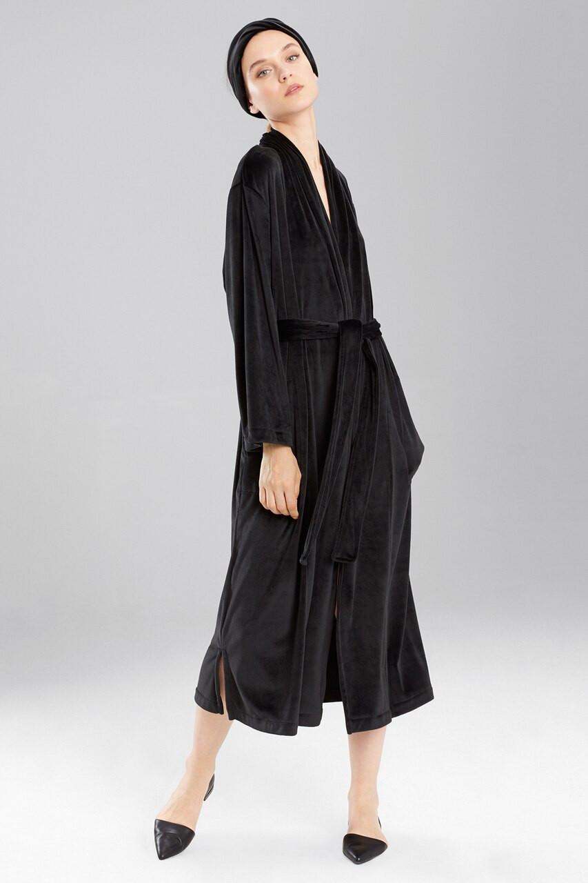 Buy N Natori Velour Robe from N Natori at The Natori Company