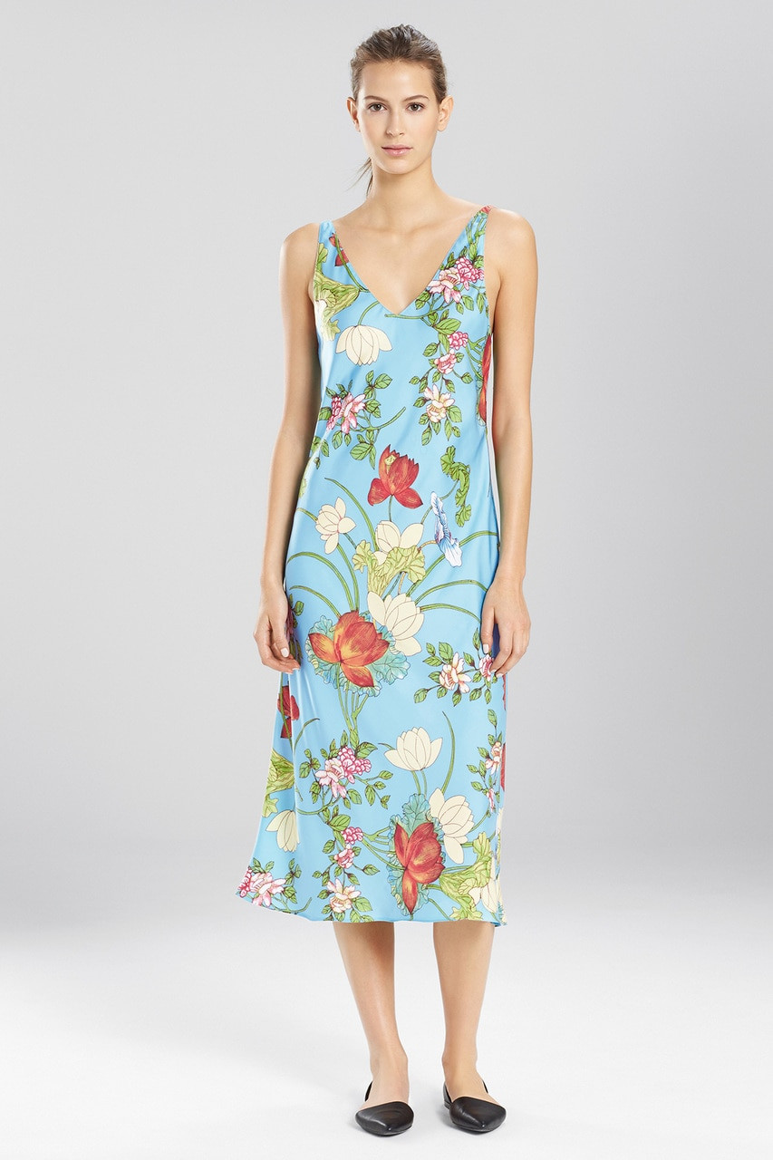 Buy N Natori Aquarelle Gown from N Natori at The Natori Company