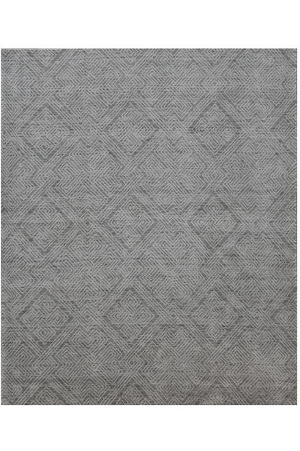 Buy Natori Shangri-La- Interlock Gray Tones Rug from
