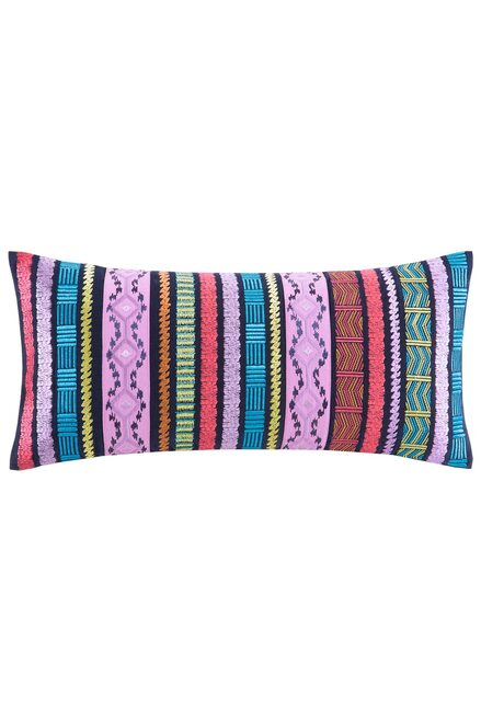Josie Katina Oblong Pillow at The Natori Company