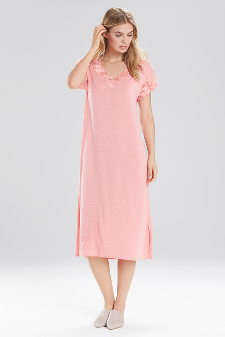 Buy Natori Zen Floral T-Shirt Gown from