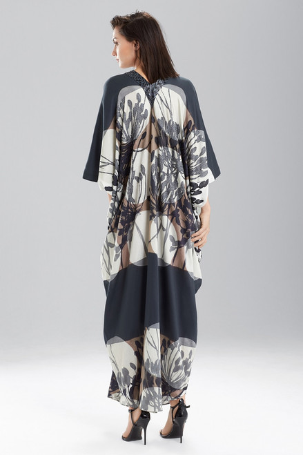 Josie Natori Couture Malibu Caftan at The Natori Company
