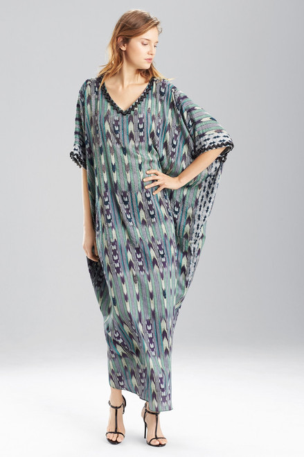 Buy Josie Natori Couture Terrain Caftan from