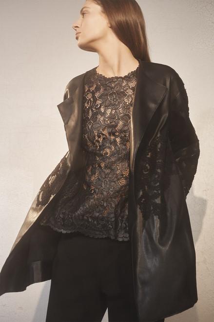 Lacquer Lace Top at The Natori Company