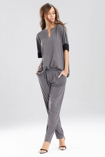 Buy N Natori Oasis Solid Pants from
