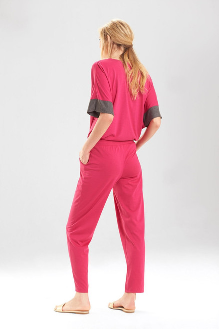 N Natori Oasis Solid Pants at The Natori Company