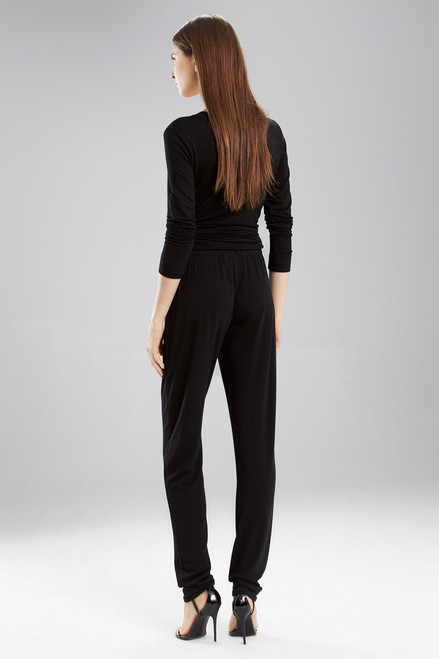 Natori Lounge Tapered Pants at The Natori Company