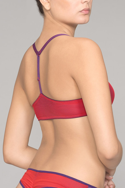 Josie Jetset T-Back Contour Bra at The Natori Company