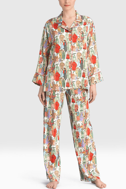 Buy Natori Dynasty Notch PJ from