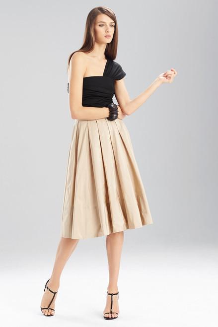 Taffeta Skirt at The Natori Company