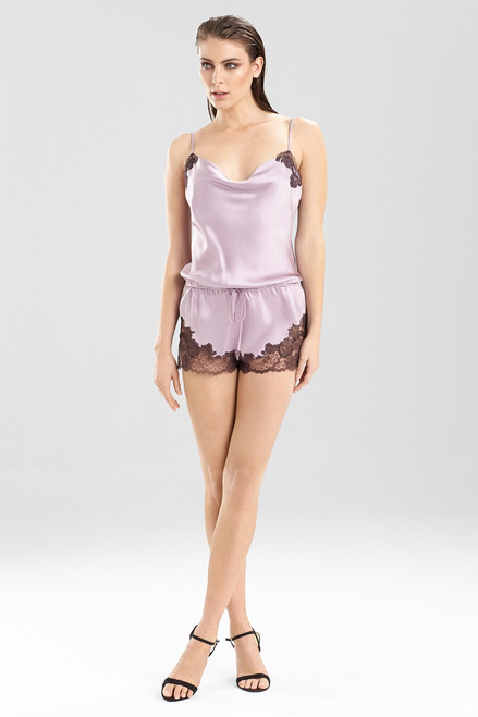 Josie Natori Lorena Romper at The Natori Company
