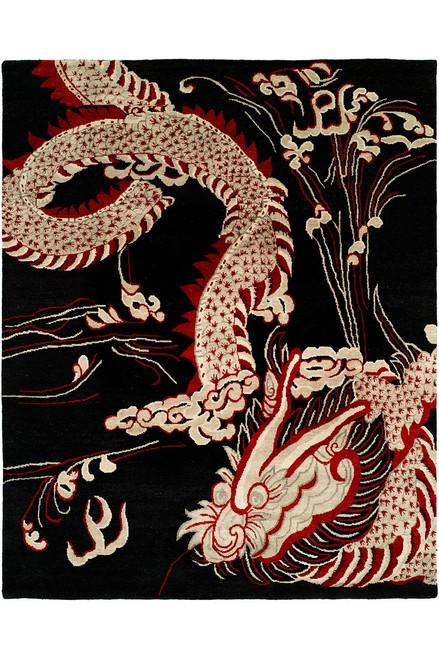 Buy Natori Dynasty- Iconic Dragon Rug from
