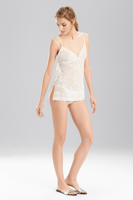 Natori Feathers Baby Doll Chemise at The Natori Company