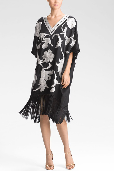 Josie Natori Couture Batik Tunic at The Natori Company