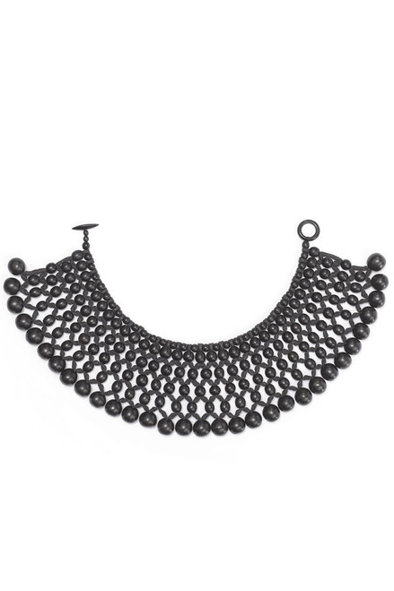 Buy Josie Natori Six Layer Beaded Necklace from
