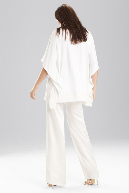 Josie Natori Fuji Lounge Top at The Natori Company