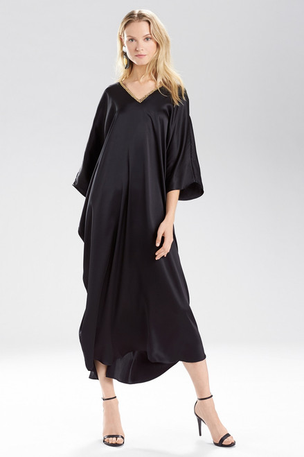 Buy Josie Natori Key Essentials Beaded Caftan from