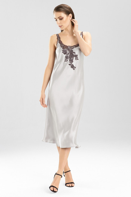 Josie Natori Lolita Scoop Gown at The Natori Company