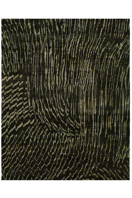 Natori Dynasty- Waterfall Dark Tones Rug at The Natori Company