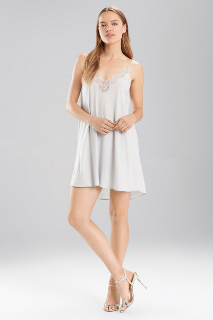 Natori Tranquility With Lace Chemise at The Natori Company