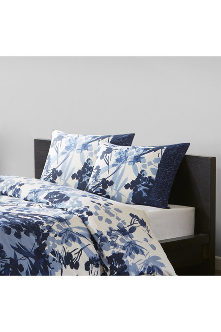 N Natori Yumi Botanical Comforter Set at The Natori Company