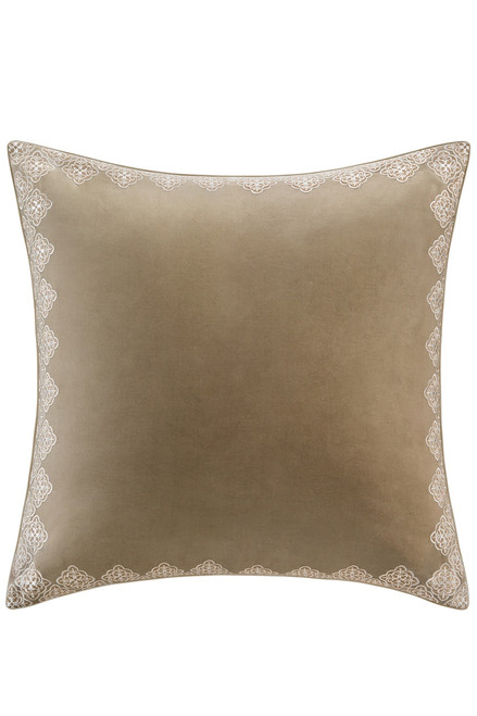 Buy N Natori Medallion Euro Sham from