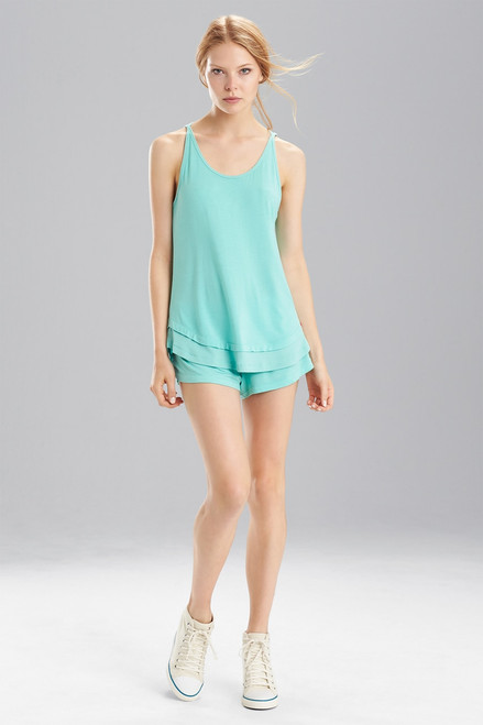 Ribbed Short PJ at The Natori Company