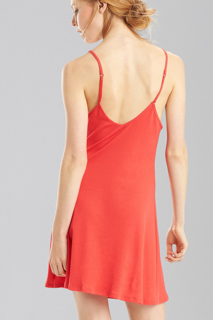 Ribbed Chemise at The Natori Company