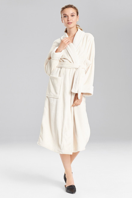 Buy Cashmere Fleece Robe from