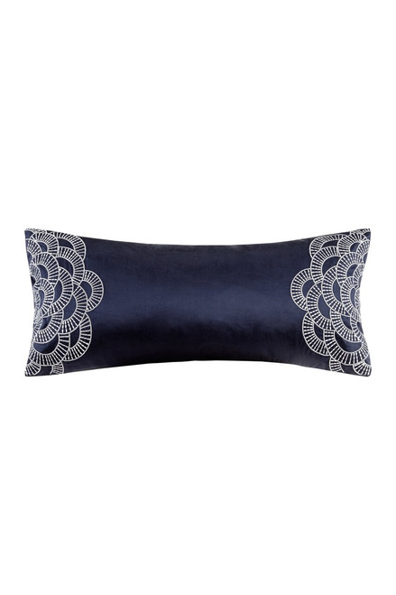 Natori Origami Mum Oblong Pillow at The Natori Company