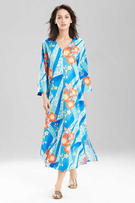 Mikoto Caftan at The Natori Company