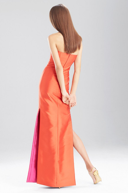 Faile Long Strapless Dress at The Natori Company