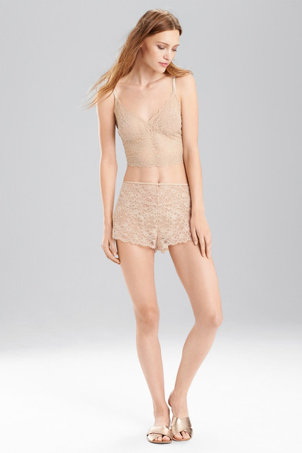 Josie Natori Sashay Cropped Cami at The Natori Company