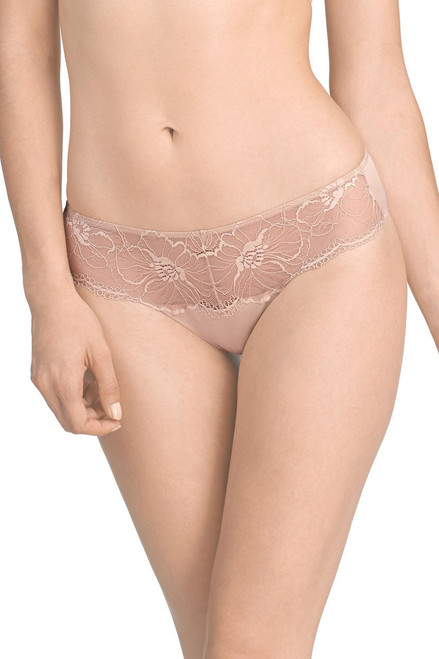 Natori Bliss Bloom Thong at The Natori Company