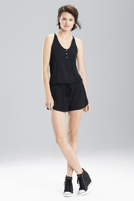 Tee Romper at The Natori Company