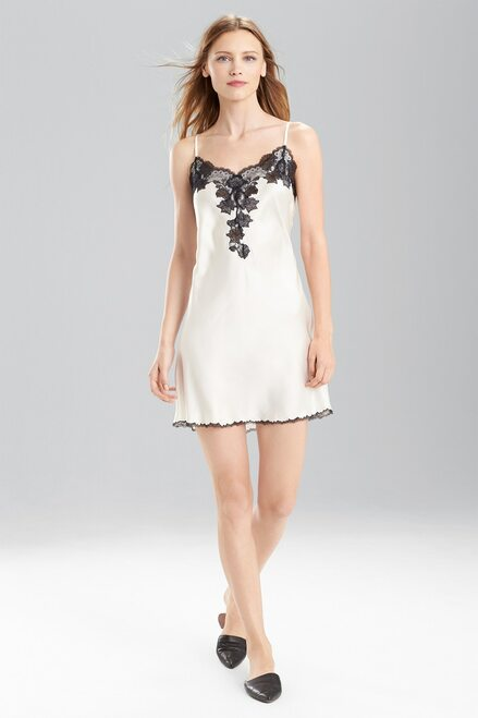 Buy Josie Natori Lolita V-Neck Chemise from