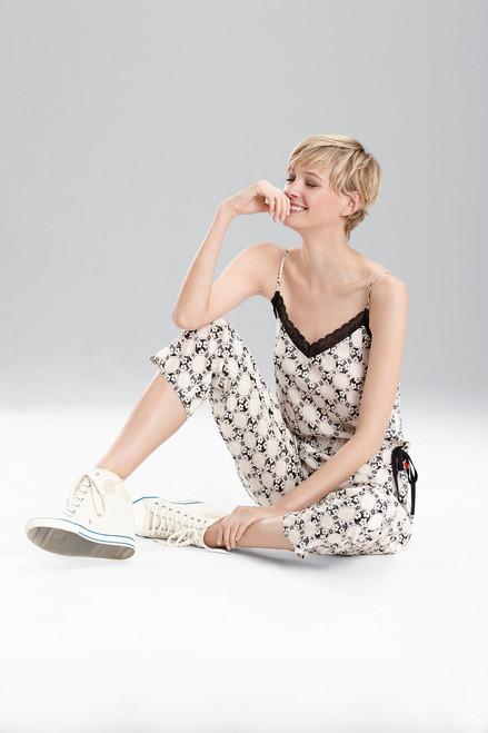 Daisy Chain Jumpsuit at The Natori Company