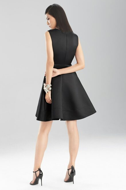 Duchess Satin Dress at The Natori Company