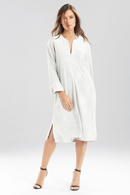 Terry Lounge Caftan at The Natori Company