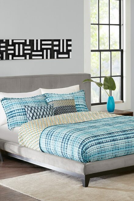 Buy Josie Breeze Reversible Quilt 5 Pc Set from