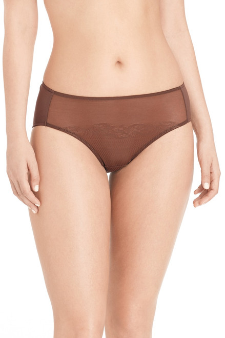 Natori Smooth Scroll Bikini at The Natori Company