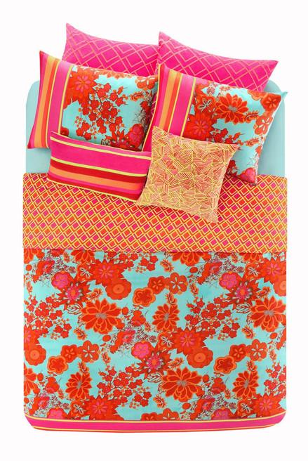 Josie Decoiserie Pillow at The Natori Company